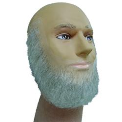 how to make a fake beard look real