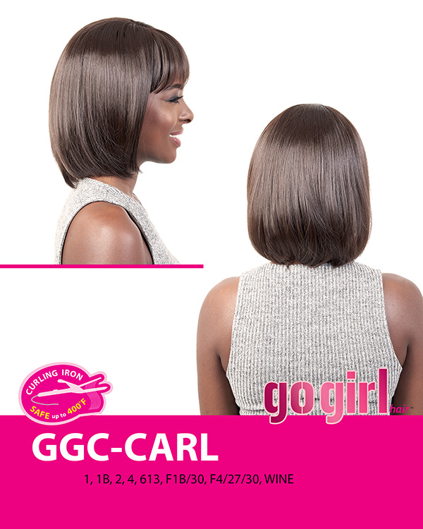 Image of Motown Tress Wig GGC CARL