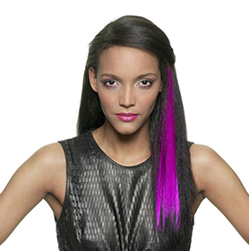 Colour Flash Synthetic Hair Extensions