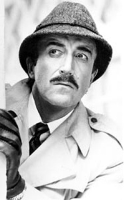 Fake Inspector Clouseau Moustache