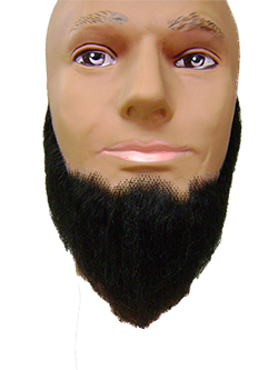 Medium Long Full Beard