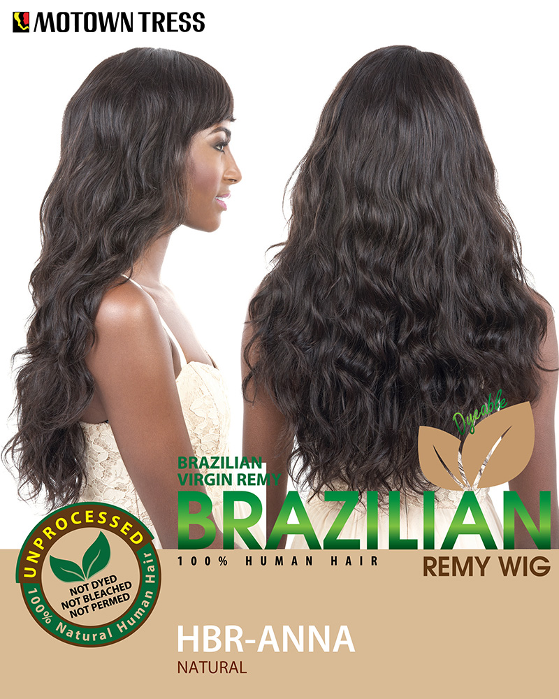 Image of HBR Anna Brazilian Wig by Motown Tress