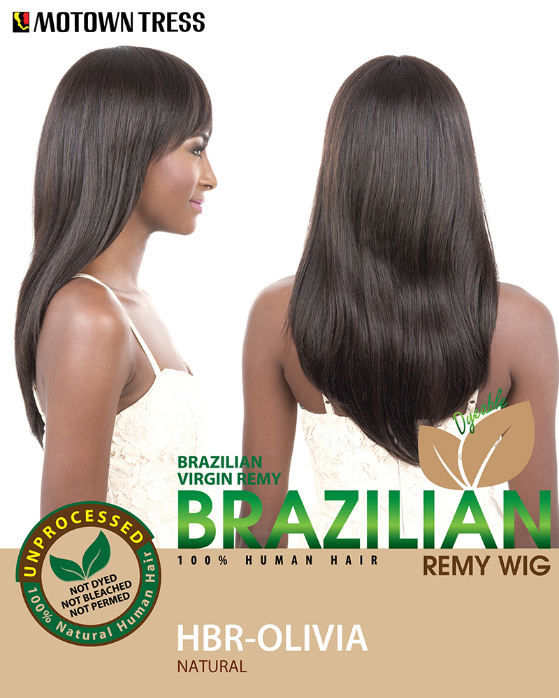 Image of HBR Olivia Brazilian Wig by Motown Tress
