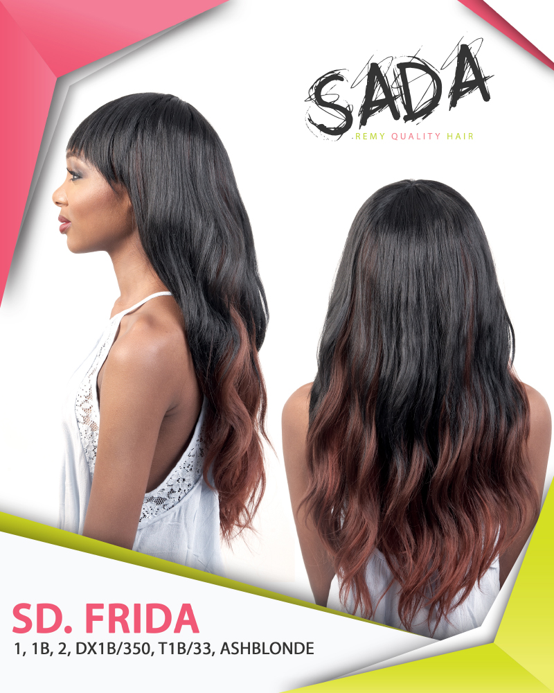 Image of the Frida Wig by Motown Tress