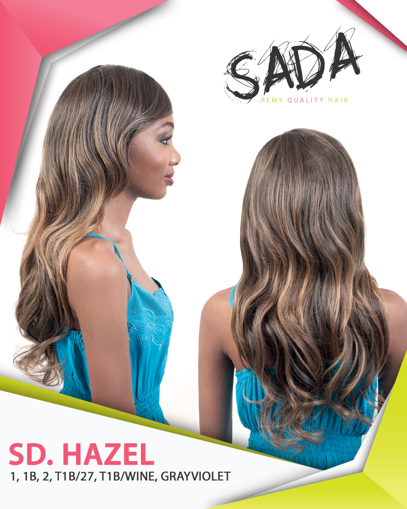 Image of the Hazel Wig by Motown Tress
